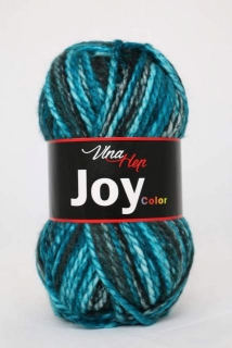 Joy Color 5503 (petrol-šedý melír)